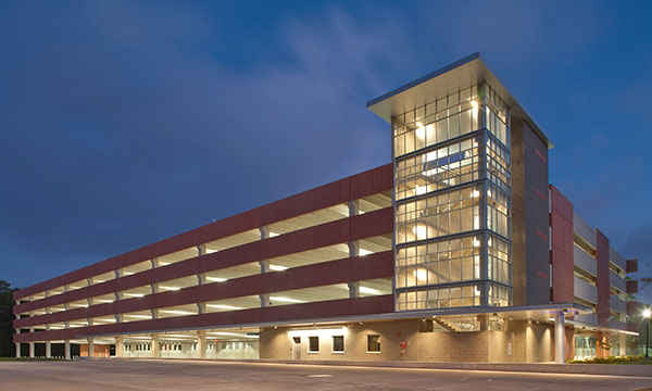 Montgomery-Campus-Parking-Garage